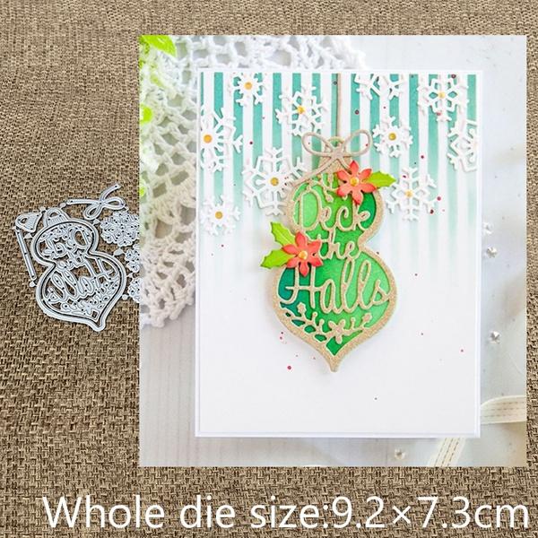 1pcs Cutting Dies Stencils Angel Scrapbooking Album Embossing Card DIY Craft