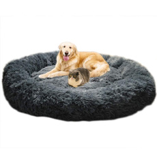 winterdogbed, large dog bed, warmdogbed, donutdogbed