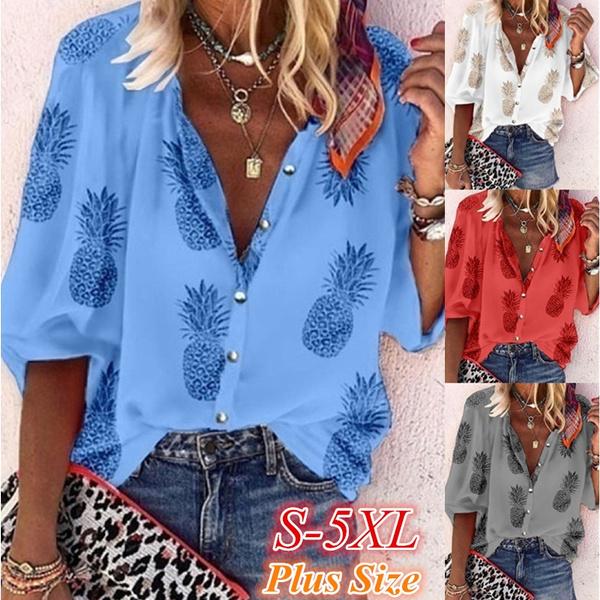 blouse, Plus Size, womens top, Shirt