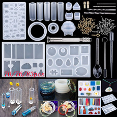 casting, Jewelry, Earring, siliconemould