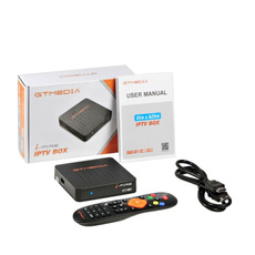 ifirebox, h265iptv, Italia, TV