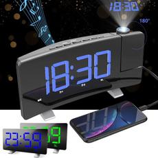 fmradioclock, digitaldeskclock, usb, Clock