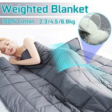 Heavy, healthyweightedblanket, blanketsforbed, heavyblanket