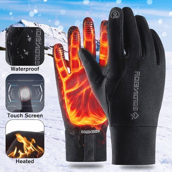 Touch Screen, Outdoor, Winter, Waterproof
