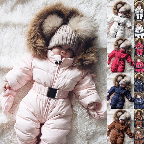babycoat, Fashion, cottonpaddedjacket, Long Sleeve