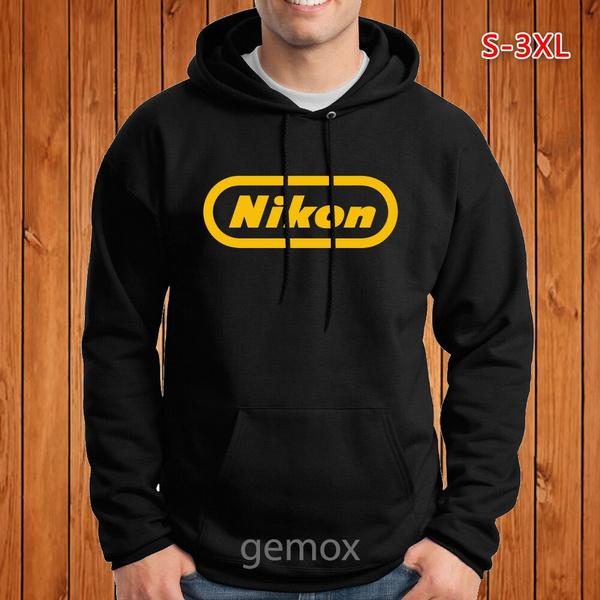 Vintage Nikon Pullover Hoodie Sweater Sz S 3XL