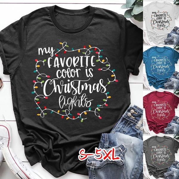 holidayshirt, Shorts, Christmas, Sleeve