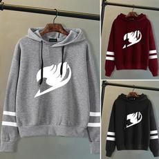 Casual Hoodie, Long Sleeve, Women Hoodie, anime hoodie