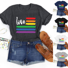 rainbow, Fashion, rainbowflagshirt, Shirt