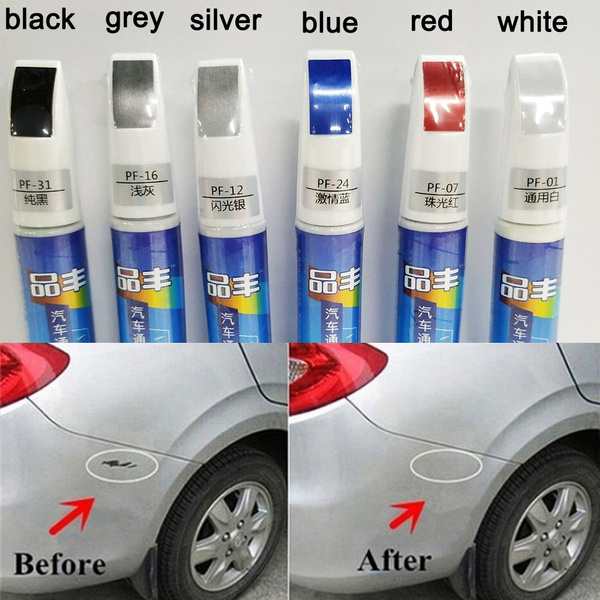 Waterproof Auto Car Coat Paint Pen Touch Up Scratch Clear Repair Remover Tools..