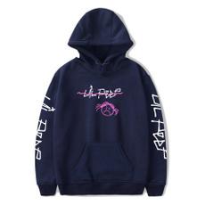 3D hoodies, lilpeep, hooded, Winter