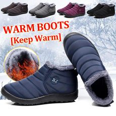 ankle boots, Winter, Waterproof, Mens Boots