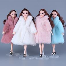 Barbie Doll, Toy, fur, Princess
