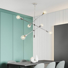 sputnikpendantlight, ledpendantlight, Modern, Kitchen & Dining
