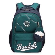 canvas backpack, School, children backpacks, Zip