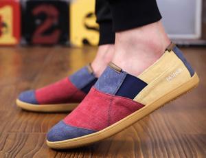 Fashion, lazyshoe, onelegged, Loafers