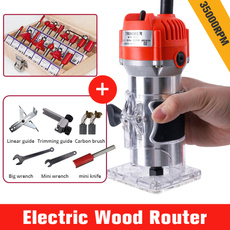 compactrouter, Electric, routerbit, trimrouter