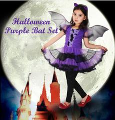 Bat, Fashion, Stitching, Princess