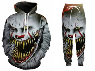 3D hoodies, Fashion, 3djoggerspant, pants