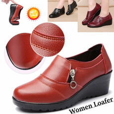 non-slip, casual shoes, Outdoor, leather shoes