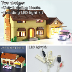 Funny, Family, Toy, led