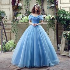 Blues, gowns, formaldressesforgirl, cinderelladressforgirl