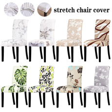 chaircoversdiningroom, Polyester, chaircover, universalchaircover