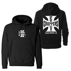 Hoodies, westcoastchopper, hoonded, Fashion Hoodies