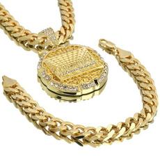 necklacesamppendant, Jewelry, Chain, Bracelet
