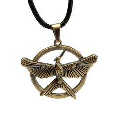 birdnecklace, thehungergame, Jewelry, Classics