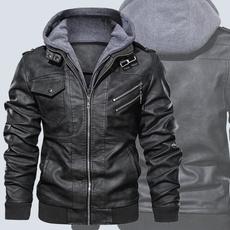 casual coat, motorcyclecoat, men coat, Outdoor