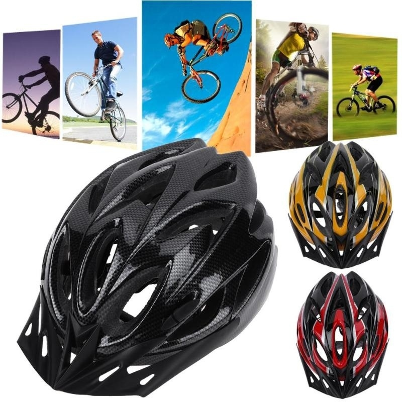 Lightweight Bike Helmet, Cycle Helmet Adjustable Thrasher for Adult with Detachable Liner with Water and Dust Resistant Bike Seat Cover