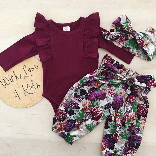 cute, Baby Girl, Cotton, babygirloutfit