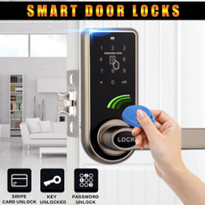 smartlock, digitallock, doorlock, fingerprintlock