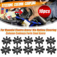 Steering Column MDPS Clunk Noise Rubber Flex Coupler Repair Fits for Sonata Fe