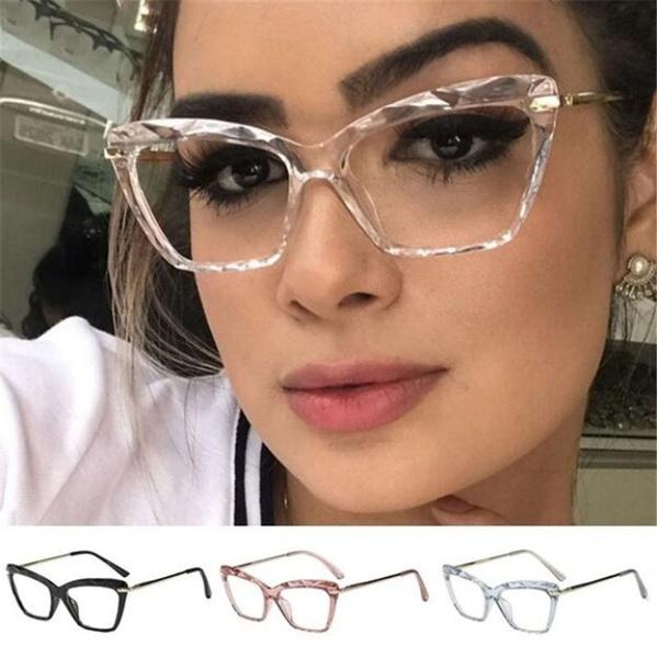 Vintage, eye, womenfashionglasse, fullframeglasse