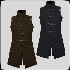 Fashion Accessory, Cosplay, Men's vest, warmvest