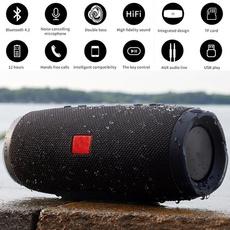 hifispeaker, Outdoor, Wireless Speakers, Waterproof