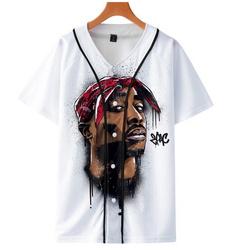 short sleeves, Mens T Shirt, breastedteeshirt, Fashion