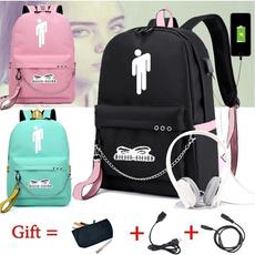Escuela, usb, School Backpack, Mochilas