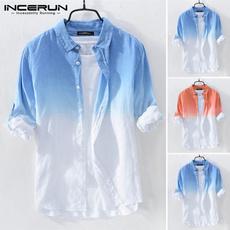 gradienttop, Fashion, Shirt, Long Sleeve