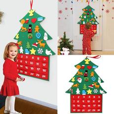 Door, Christmas, Tree, wallhangingdecoration