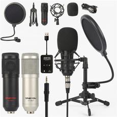 desktopmicrophone, Microphone, Audio, PC
