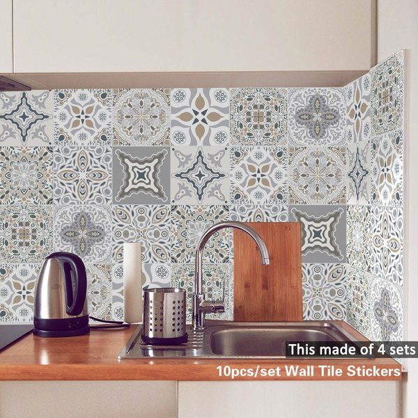 Pvc Wall Tile Stickers Self Adhesive