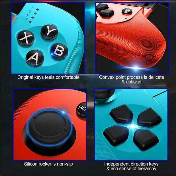 stk7007fwirelessgamepad, Handles, gamepad, bluetoothgamepad