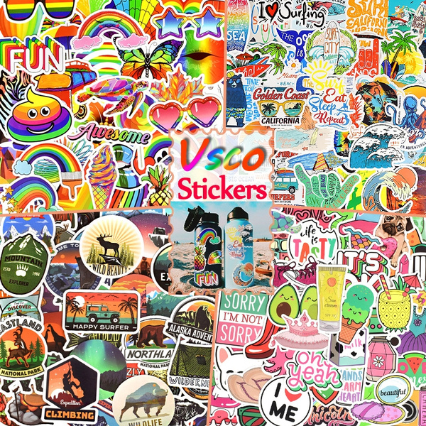 Stickers Party Favor Pack 14 Sticker Sheets Over 1000 Stickers