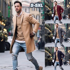 overcoatformen, Plus Size, Winter, Coat