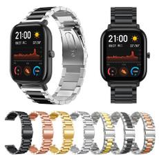 Steel, replacementstrapforsamsungwatch, stainlesssteelband, samsungwatchband