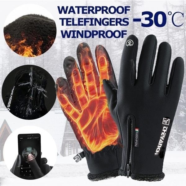 Touch Screen, Outdoor, fleeceglove, Winter
