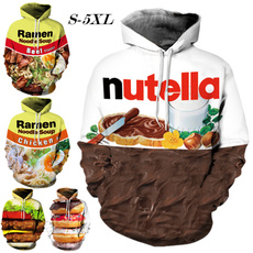 Couple Hoodies, 3D hoodies, Plus Size, Fashion